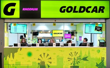 Goldcar aumenta un 28% el número de empleados en 2017