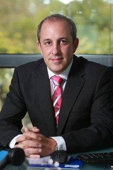 El presidente de GEBTA España, Juan Carlos González.