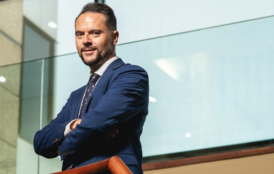 González: 'Globalia Corporate Travel cada vez tiene mayor crecimiento'