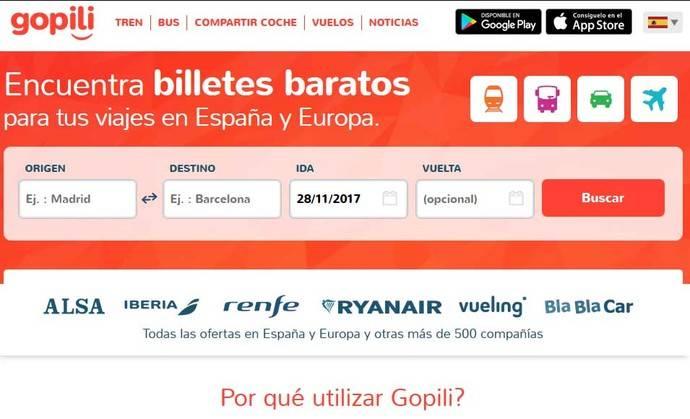 Desplome de las búsquedas de viajes a Barcelona