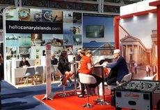 Gran Canaria recibe el interés del mercado británico