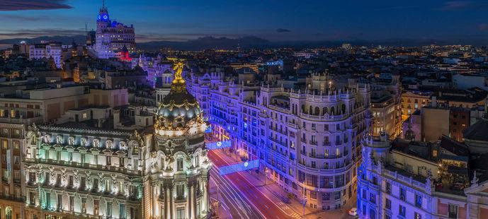 Madrid, nominada en los Oscar del Turismo