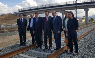 Vuelven los trabajos para la llegada del AVE a Granada