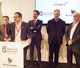El Palacio de Congresos de Granada presenta en Fitur un encuentro internacional