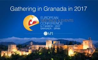 Granada reunirá en 2017 a más de 450 expertos en MICE
