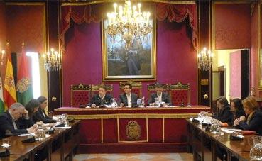 La actividad MICE deja 24 millones de euros en Granada