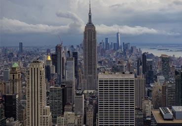 Granada está de viaje de negocios en Nueva York
