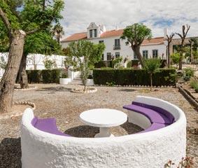 La Casa Grande de Zujaira se incorpora al Granada Convention Bureau