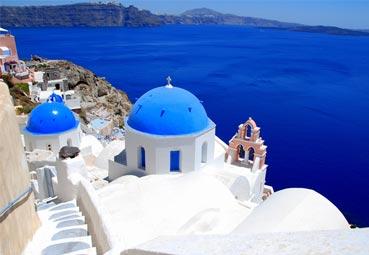 Grecia se prepara para la llegada de los turistas