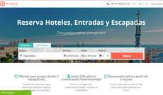 Grouping Hotels lanza una B2B para agencias de viajes
