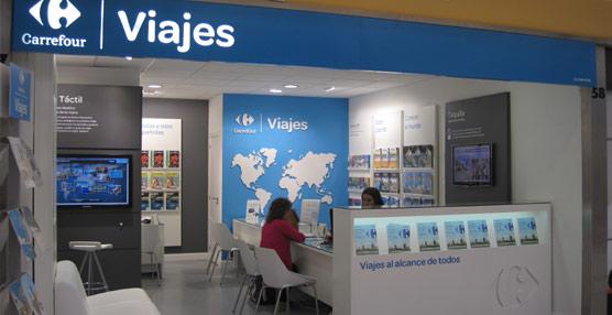 Un tercio de las franquicias de agencias de espa a han - Carrefour oficinas centrales madrid ...
