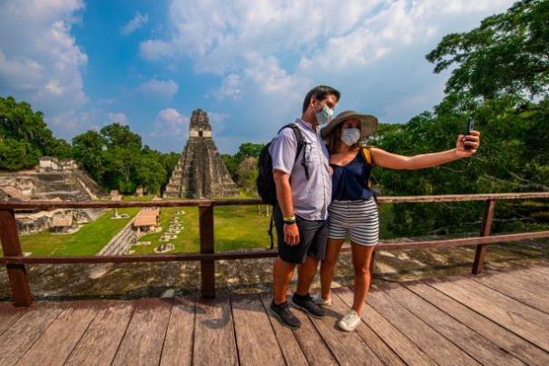 Guatemala, en Fitur: stand sensorial del país del Quetzal