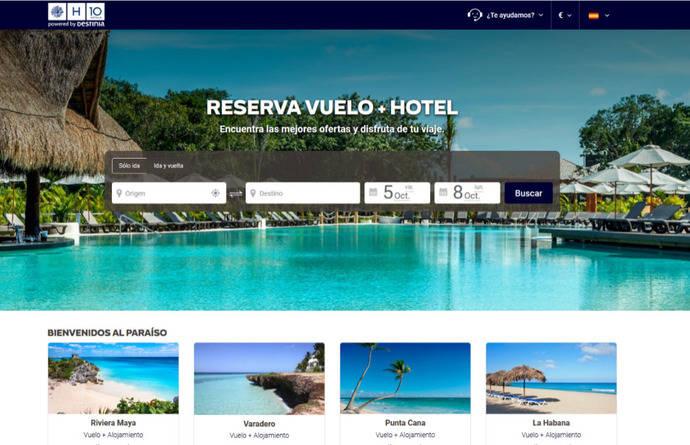Destinia, aliado tecnológico del sector hotelero