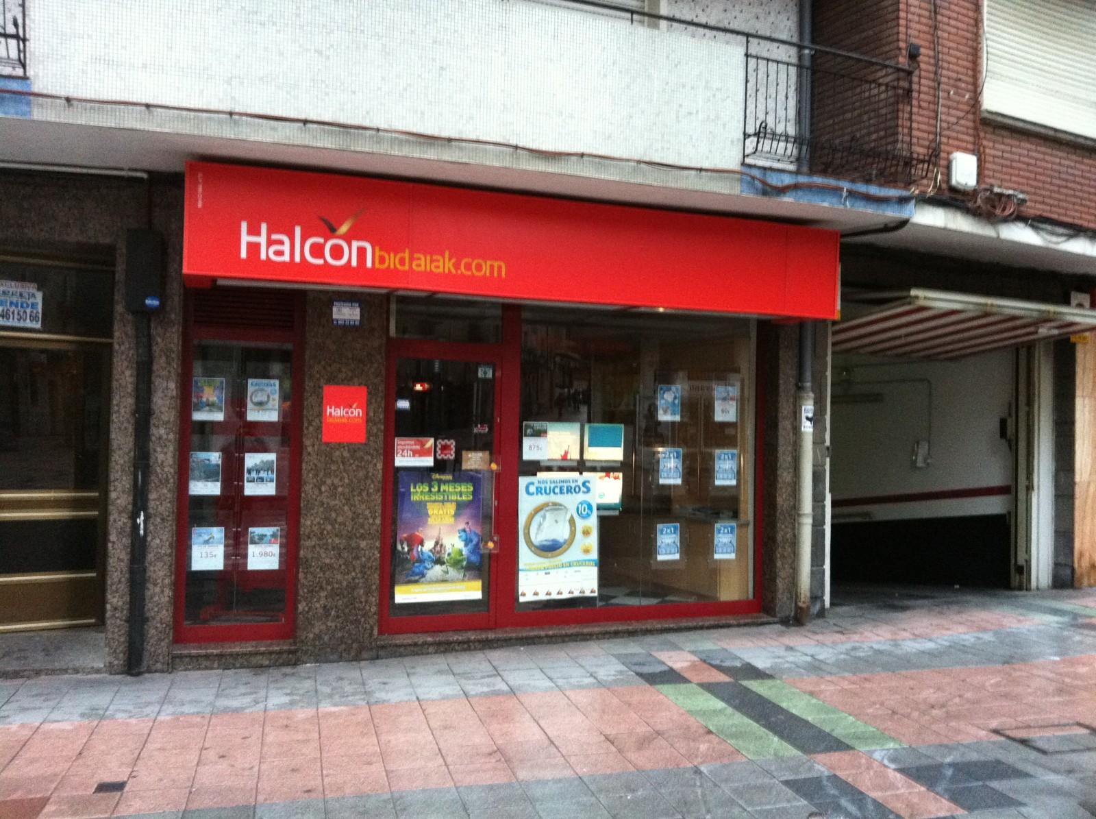 Halc n viajes ser la agencia oficial de la real sociedad nexotur - Oficinas viajes halcon ...