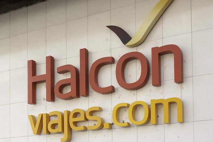 Halcón 'crece con fuerza' en la gestión de viajes públicos