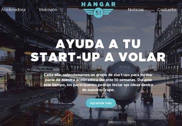 Hangar 51 contará con la presencia de 13 ʻstartups'