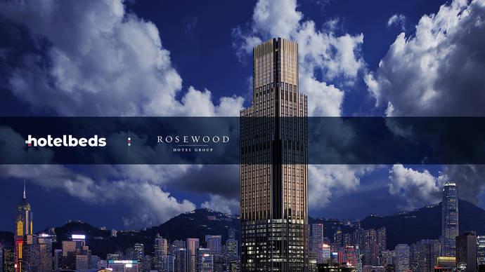 Hotelbeds firma una asociación estratégica con Rosewood Hotel Group