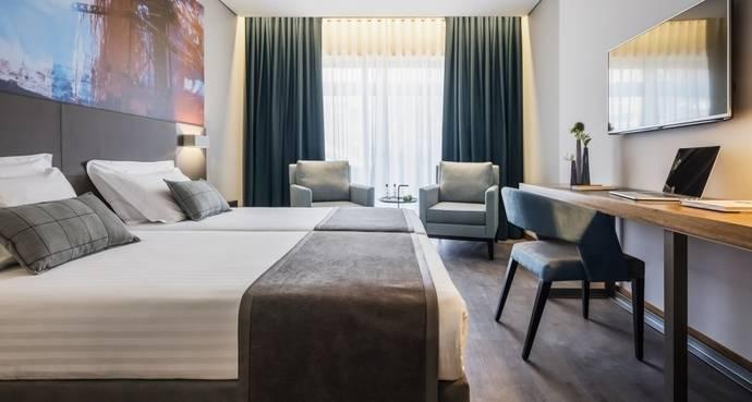 Heroísmo, nuevo hotel de Eurostars en Portugal