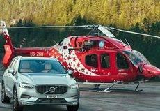 Hertz Suiza y Air Zermatt ofrecen vuelos turísticos en helicóptero