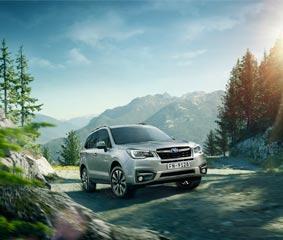 Hertz incorpora a su flota el todoterreno Subaru Forester