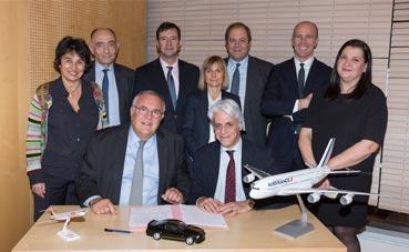 Hertz, proveedor exclusivo de 'rent a car' de Air France