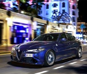 Hertz incorpora a su flota 'premium' el Alfa Romeo Giulia Quadrifoglio