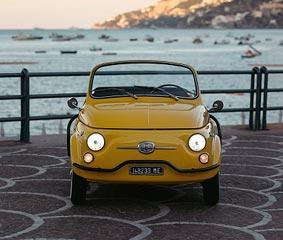 Hertz Italia incorpora un nuevo vehículo a su 'Selezione Italia'