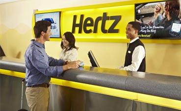 Hertz ofrece Wi-Fi gratuito y otros servicios en Europa