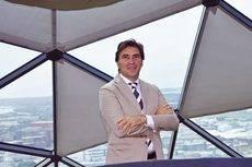 El consejero delegado de GIHSA, Jordi Ferrer.