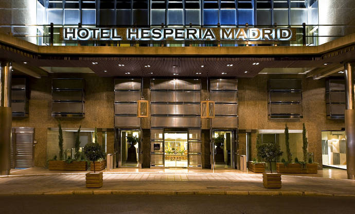Hesperia Madrid se promociona para toda la familia