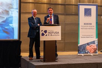 Hotusa Hotels celebra su XXXVIII Convención Anual
