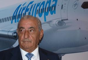 Hidalgo descarta que la aparición de Level afecte a la expansión de Air Europa