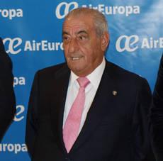 El presidente de Globalia, Juan José Hidalgo.