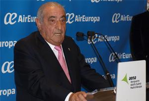 Hidalgo: 'La alianza con Ryanair va a empezar a funcionar muy pronto'
