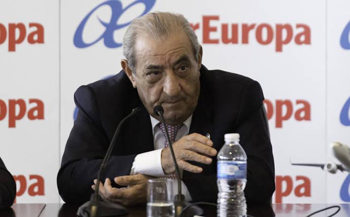 Javier Hidalgo no relevará a su padre al frente de Globalia
