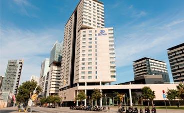 Hilton Diagonal Mar Barcelona acoge 350 eventos en 2016