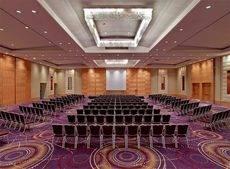 Uno de los espacios para reuniones del hotel Hilton Diagonal Mar de Barcelona.