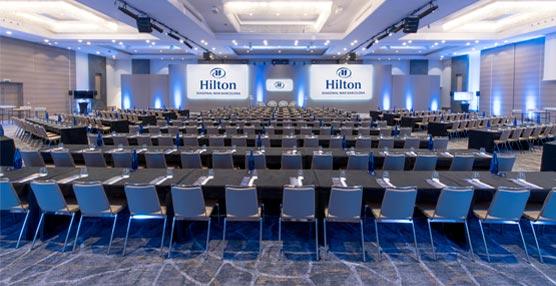El Hilton Diagonal Mar Barcelona rediseña todas sus salas de reuniones