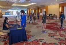 Hilton presenta su programa para eventos seguros