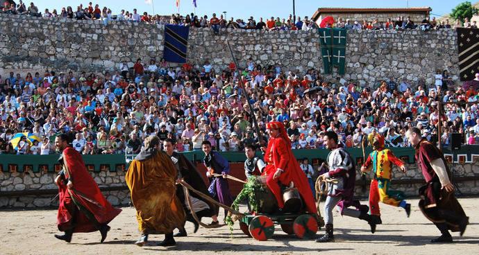 El Festival Medieval de Hita, referente internacional