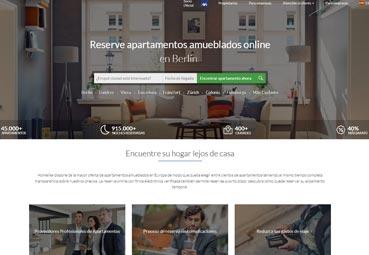 Llegan a España los apartamentos Homelike