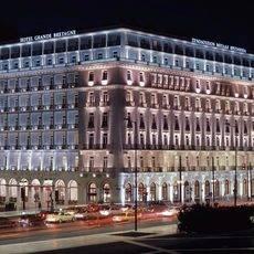 El hotel Grande Bretagne, en Atenas, será la sede del Congreso de UNICEO.