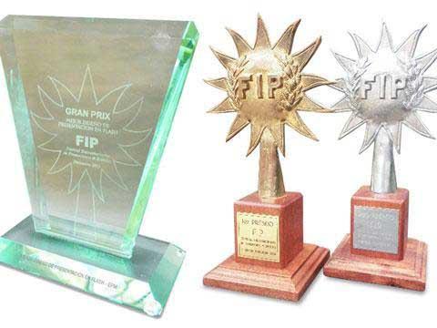 Premio FIP a la visión 3D de salas de eventos
