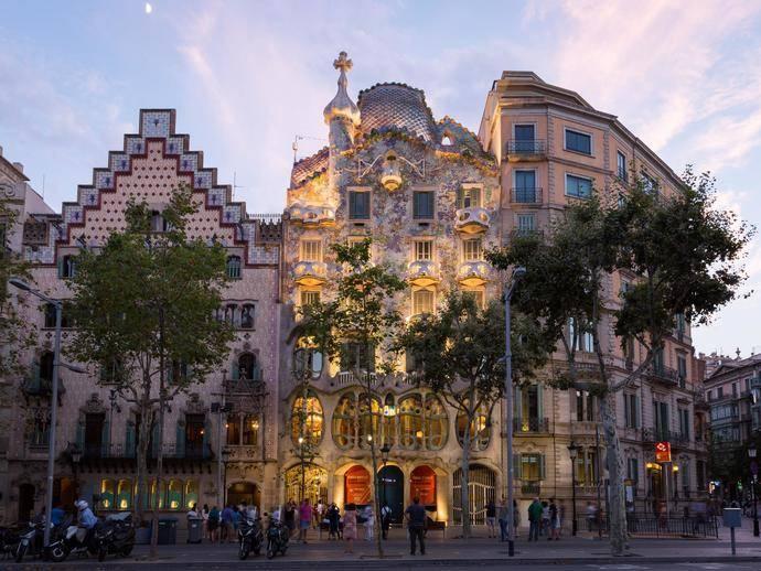 El sector barcelonés se ve muy afectado por las restricciones
