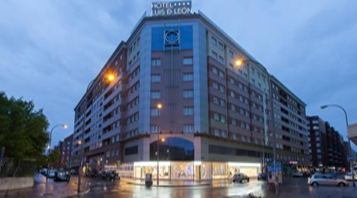 Hoteles Silken gestionará el Hotel Luis de León