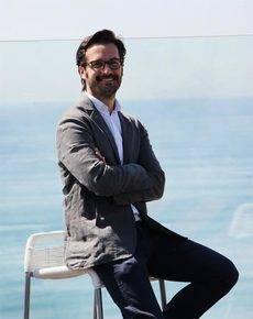 El director del Hotel MiM Sitges, Jordi Escala.
