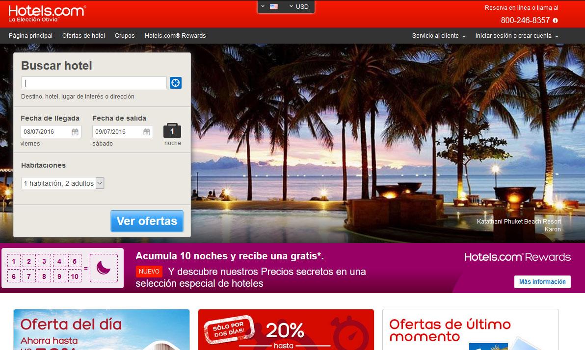 Expedia lanza la solución Hotels.com for Partners