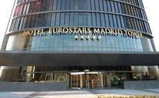 La cadena Hotusa traslada su sede social a Madrid