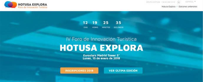Inauguración de Hotusa Explora