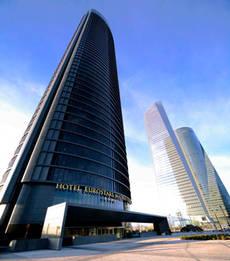 Hotel Eurostars de Madrid, uno de los hoteles de Hotusa.